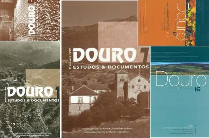 Douro: Estudos e documentos