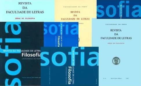 Filosofia Revista da Faculdade de Letras da Universidade do Porto