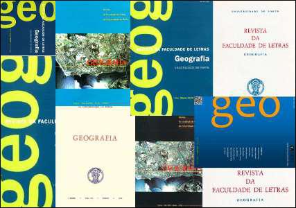 Geografia Revista da Faculdade de Letras da Universidade do Porto