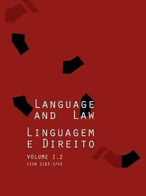 Language and Law = Linguagem e Direito