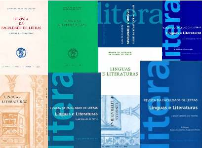 Línguas e Literaturas Revista da Faculdade de Letras da Universidade do Porto