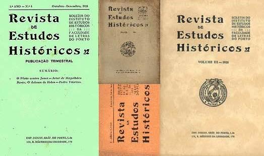 Revista de Estudos Históricos