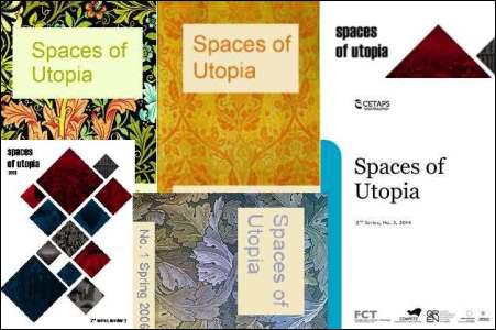 Revista Spaces of Utopia